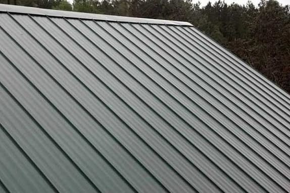 steep slope commercial metal roofing system kansas city picture