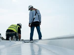 commercial roofing inspector