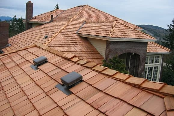 wood shake commercial roofing system kansas city
