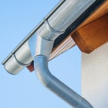 What Are The Different Types Of Rain Gutters?