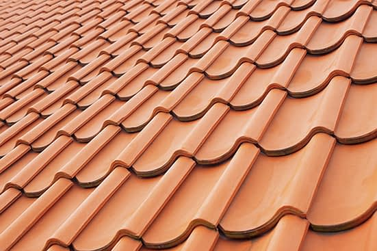 steep slope clay tile roofing system kansas city
